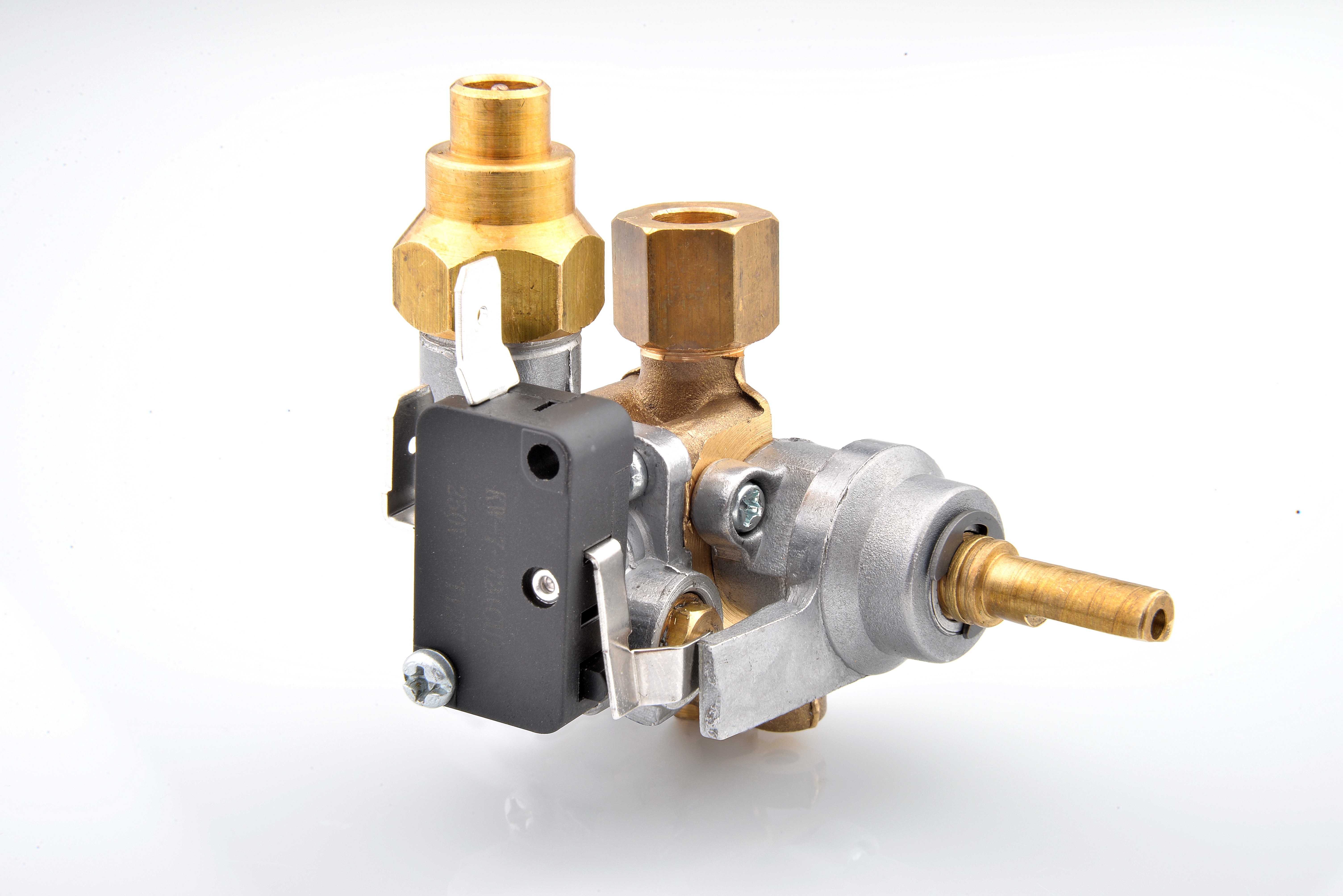 Gas Cooker Valves